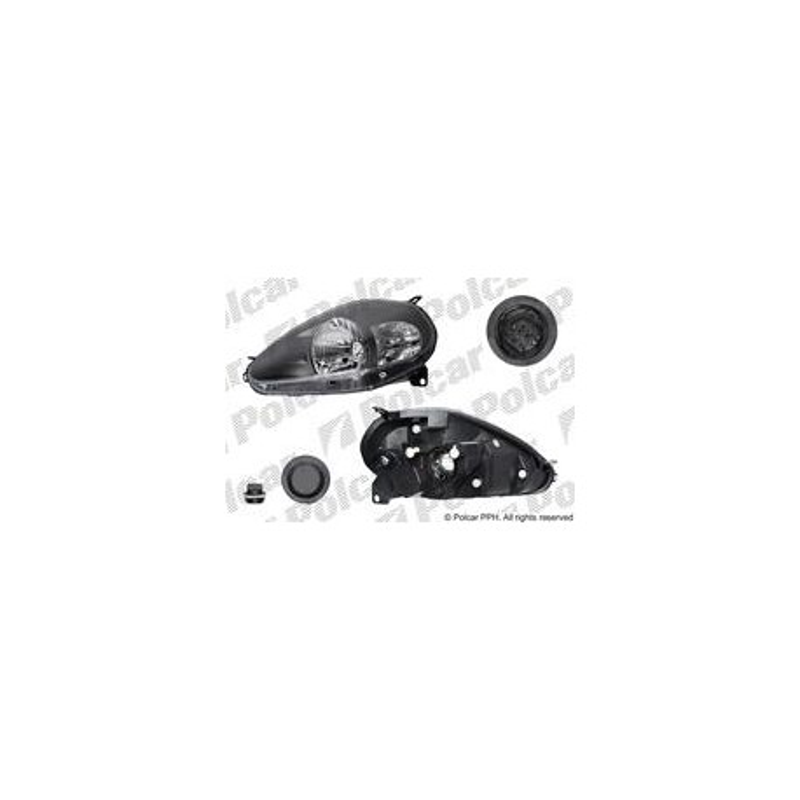 Hlavný reflektor - [A-3024094E] - lavy