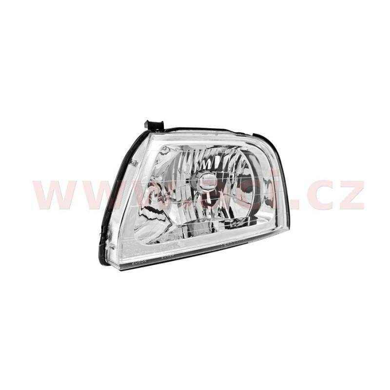 -2/89 predna smerovka sklo oranžové P - [1770904] - 4188
