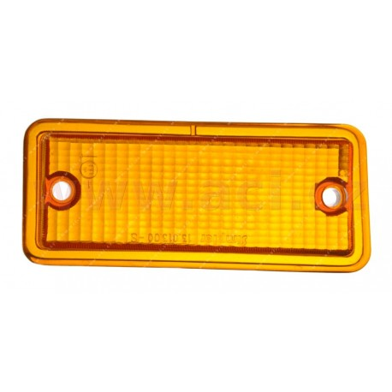 predna smerovka oranžova sklo strana Lava - [1719903] - 14477