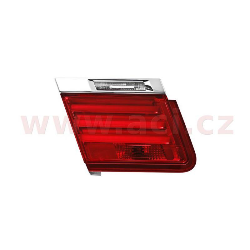 9/00- predne svetlo H7+H7 s čirým blikačem + světelný ramik (el. ovládané + motorček ) HELLA(prvovýroba) strana Prava -